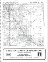 Floodwood T51N-R20W, St. Louis County 1979 South